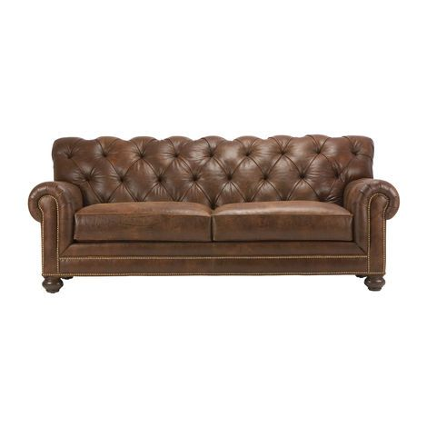 Ethan Allen Sofas And Leather Sofas On Pinterest