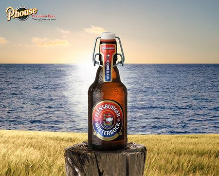 bia Flensburger WinterBock