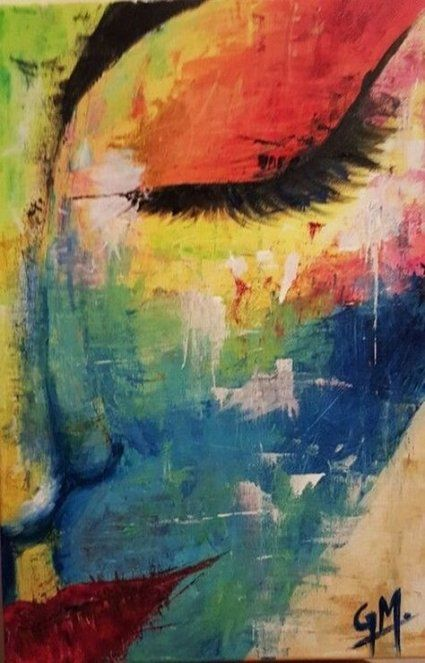 32 Trendy Painting Ideas Abstract Beauty Beauty Painting With