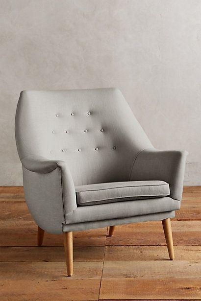 Linen Rivona Chair #anthropologie