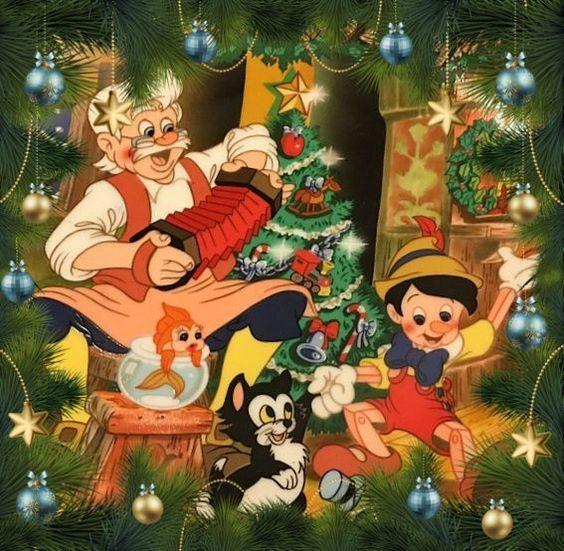 Christmas Disney ~ Il Magico Mondo dei Sogni