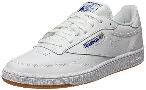 imponer Experto blanco como la nieve  Reebok Club C85 Iconic Taping   Reebok, Zapatillas deportivas, Zapatillas