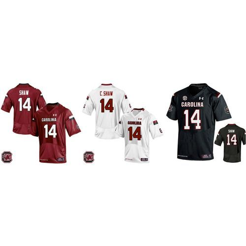 connor shaw jersey