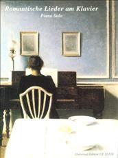 Romantische Lieder Am Klavier