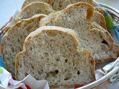 recette de pain sans gluten à la MAP