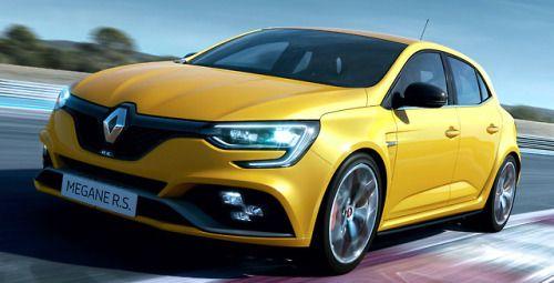 Renault Megane R S Trophy 2018 Renault Sport Have Revealed Renault Renault Megane Trophy