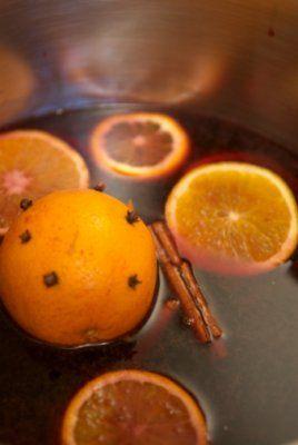 5 Autumnal Simmer Pot Recipes
