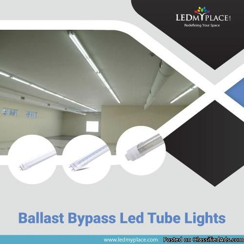 Stop Paying High Utility Bills When You Have Ballast Bypass Led Tube Lights Easy To Install And Compatible With Tube Led Tubes Led Lighting Online