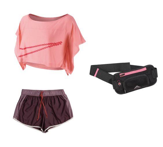 ¡Looks para ir estilosas en el gym!   www.cuorestilo.com/shopping/looks-para-ir-estilosas-en-el-gym