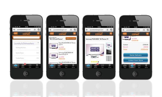 PUSH Designs | Hertford design agency - Web design, graphic design, illustration, SEO