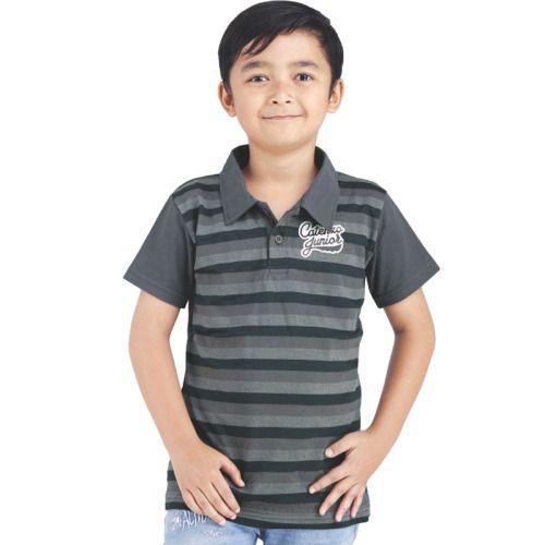 Tshirt Anak Laki Laki Cpl 108 Cotton Abu Misty 2 8 Rp Baju