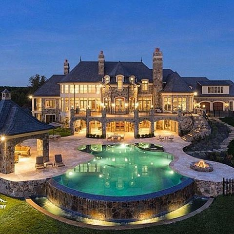 My Chocolate Mansions Dream Mansion Luxury Homes Dream Houses