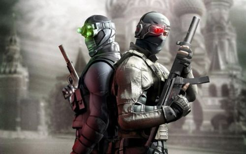 splinter cell blacklist brings back the legendary spies vs mercs mode splinter cell blacklist pinterest gaming video games and videogames - Splinter Cell Halloween Costume