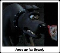 Perro de los Tweedy / Tweedy's Dog / Evasión en la granja / Chicken Run / 2000 / Nick Park / Peter Lord / Aardman