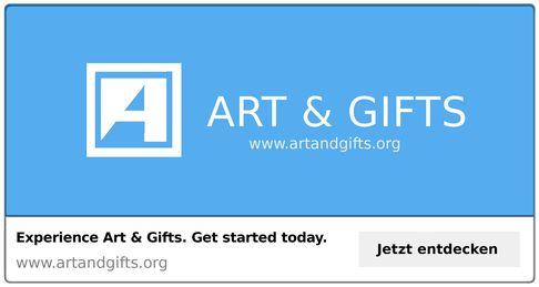 Kunst und Geschenke - Art & Gifts shop of ideas