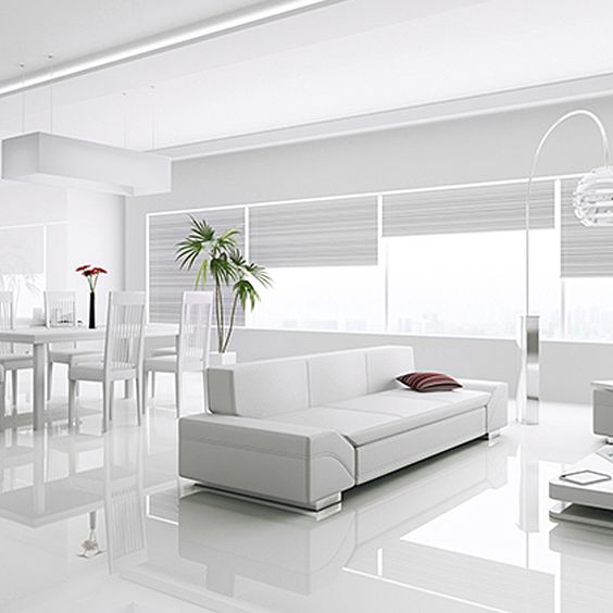 Create the ultimate modern interior with the outstanding Kronotex Gloss White Laminate Tiles. This sensational floor has a high gloss finish, helping to add glamour and sophistication to the room. Ideal for use in the living room or bedroom, these tiles are both stylish and practical. They come with a 12 year warranty and feature a great Bevel profile. Each pack contains 10 planks that measure 310mm wide, 644mm long and 8mm thick. The click installation system makes them super-easy to fit. Ch...