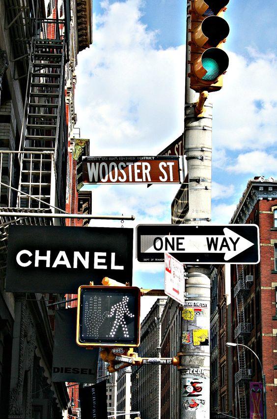 New York, Soho