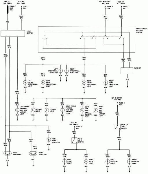 Mazda B2200 Distributor Wiring Diagram, Mazda 6 Wiring Diagram Pdf