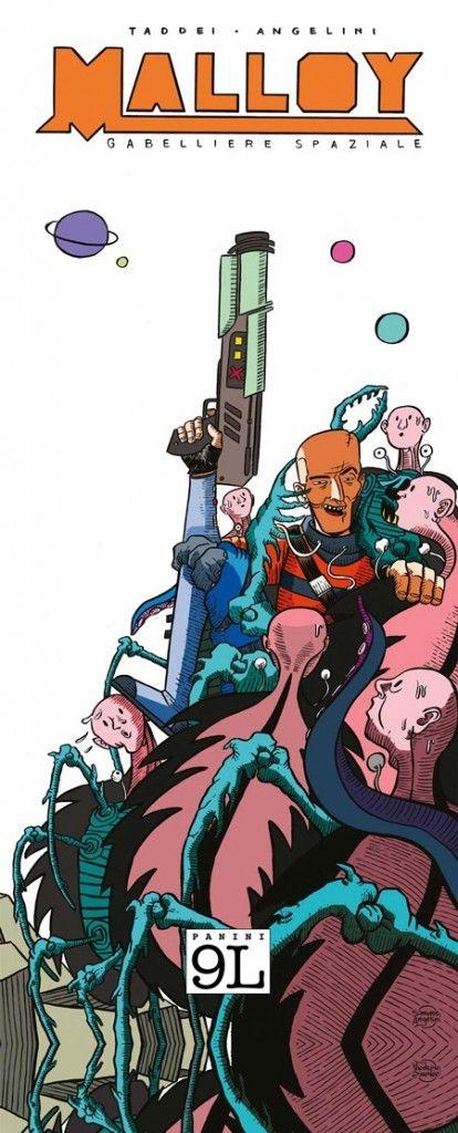 Panini pubblicherà Malloy, il nuovo fumetto degli autori di Anubi | Fumettologica