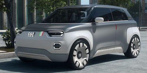 Fiat Centoventi Future Of Fiat Fiat Concept Cars Fiat Panda