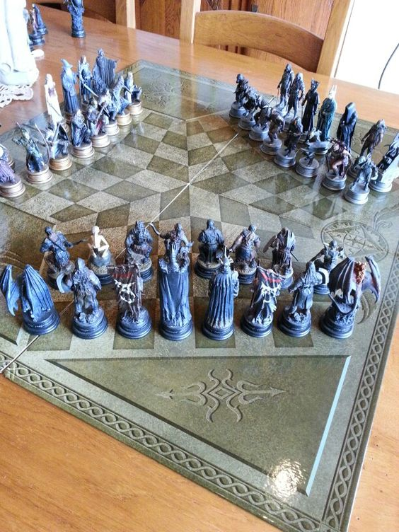 Chess Sets Chang 39 E 3 And Chess On Pinterest
