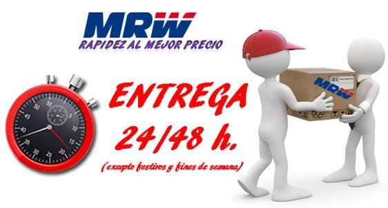 Envío en 24 horas MRW