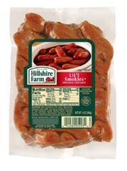 Lil Smokies BBQ Recipe  Ingredients:    2 packages Lil Smokies  1 bottle BBQ sauce (your favorite flavor – I've found something sweet is good)  1 small jar of grape jelly (10 oz)    Directions:    Just put all the ingredients in the slow cooker and set on low for 2 hours. The longer they cook, the more flavor will be absorbed, so if you are going to have them on all day, just set it on low/warm.