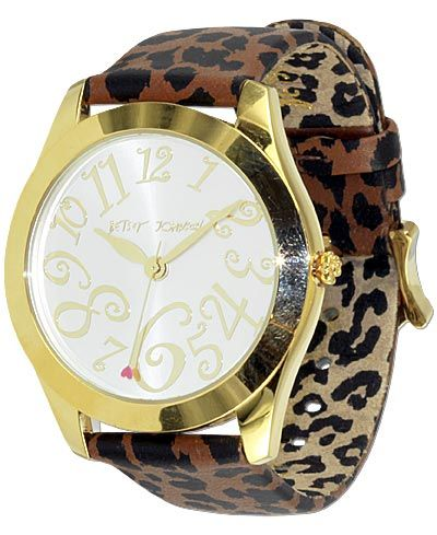 Betsy Johnson Watch.. I have this and love it!