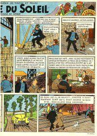 Page 7 du Journal de TINTIN édition Belge N° 9 du 21 Novembre 1946