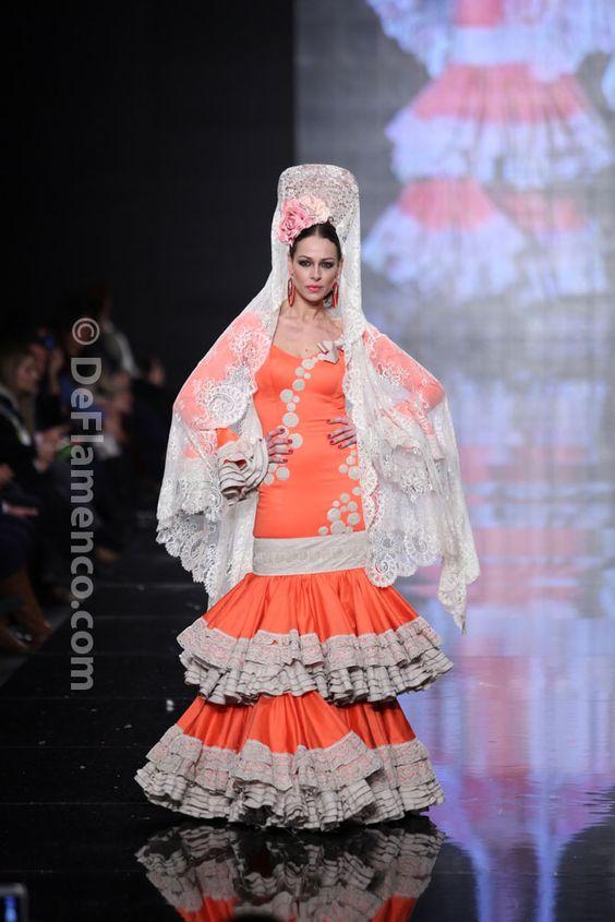 Fotografías Moda Flamenca - Simof 2014 - Margarita Freire 'Mis amores' Simof 2014 - Foto 19