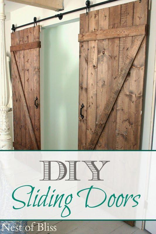 Pinterest the world s catalog of ideas for French door barn door
