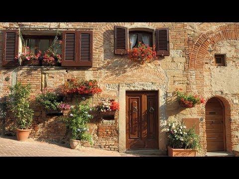 Dicas Para Decorar A Casa Ao Estilo Toscano Italiano Casa Toscana Casas Estilo Toscana Fachadas De Casas