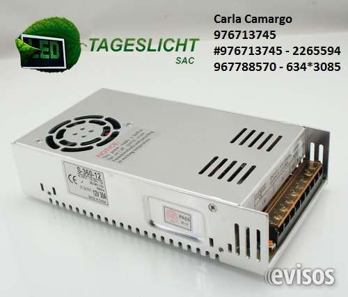 Transformador 12V - Oferta! TENEMOS:  - TRANSFORMADORES - 12V  Tenemos  .. http://lima-city.evisos.com.pe/transformador-12v-oferta-id-612712