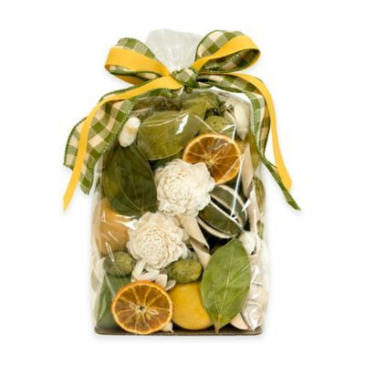 Buy Sage Flowers Potpourri Bag from Bed Bath & Beyond
