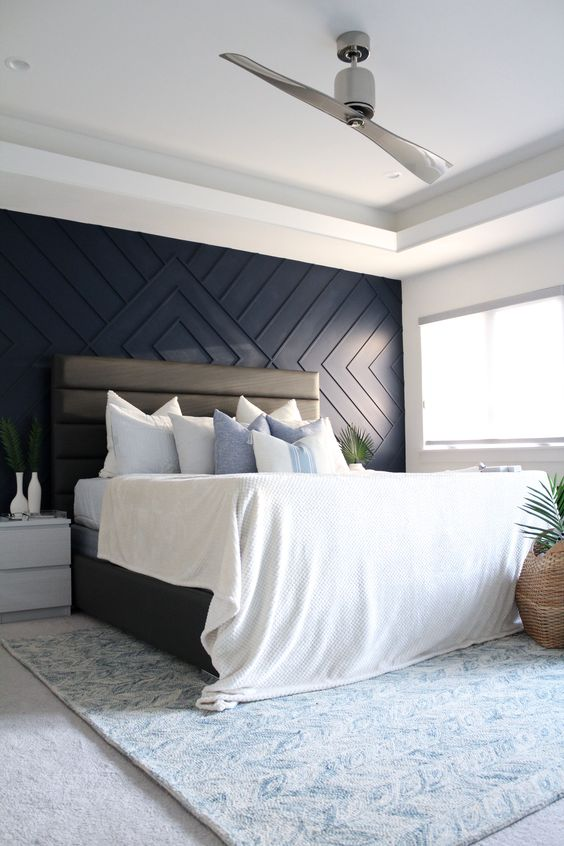 One Room Challenge - Week 6: The Modern Coastal Master Bedroom Makeover