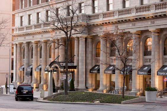 The South's Best Hotels and Inns: The Mayo Hotel (Tulsa, Oklahoma)