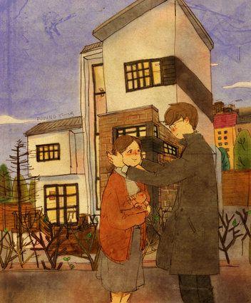 Ces superbes illustrations nous rappellent que l'amour est dans les petites choses (PHOTOS)