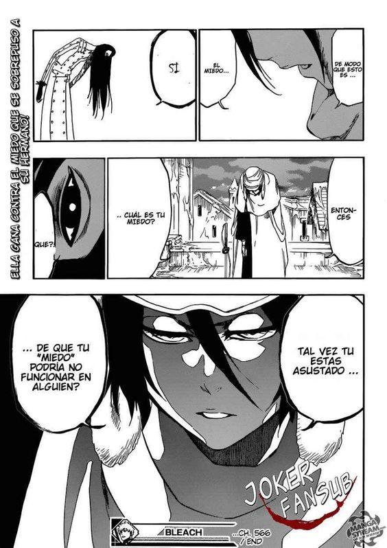 #Rukia #Bleach 566 ( http://esmangaonline.com/Bleach/566/2/ )