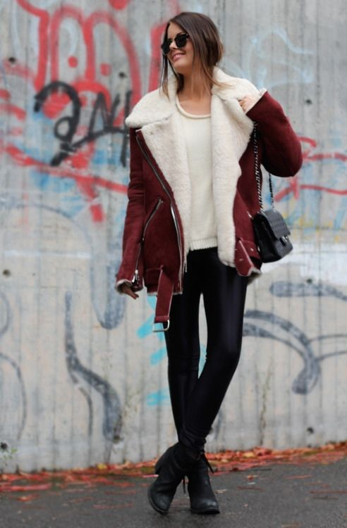 THE BEST COATS AND JACKETS: 1. poncho style 2.leather jacket 3. colors of spring 4. army style 5. camel coat 6. coat/jacket with leather details 7. geometric print 8. fur coat 9. pilot jacket 10. parka