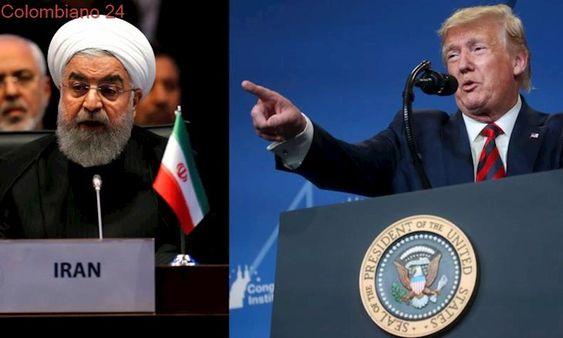 Trump ordena 'incremento sustancial' de sanciones contra Irán