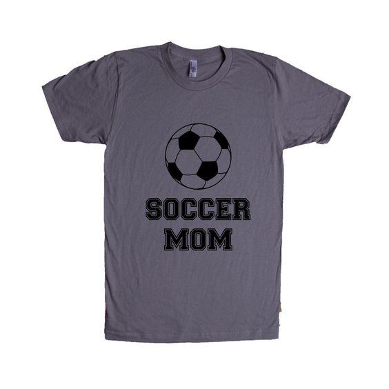 Soccer Mom Moms Mother Mothers Parent Parents Sport Sports Parenting Family Children Kids Volunteering SGAL2 Unisex T Shirt
