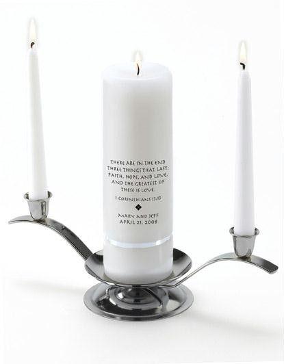 P15 I Corinthians Unity Candle