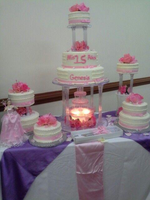 Kary's cakes ♡ : sweet 15 biutifull