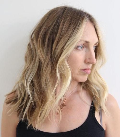 40 Beautiful Blonde Balayage Looks Beautiful Brun Et Lumi Res