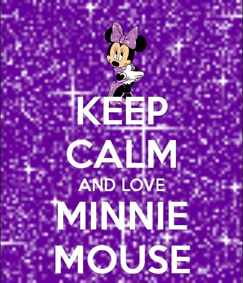 keep calm and love minnie mouse wallpaper cute wallpaper
