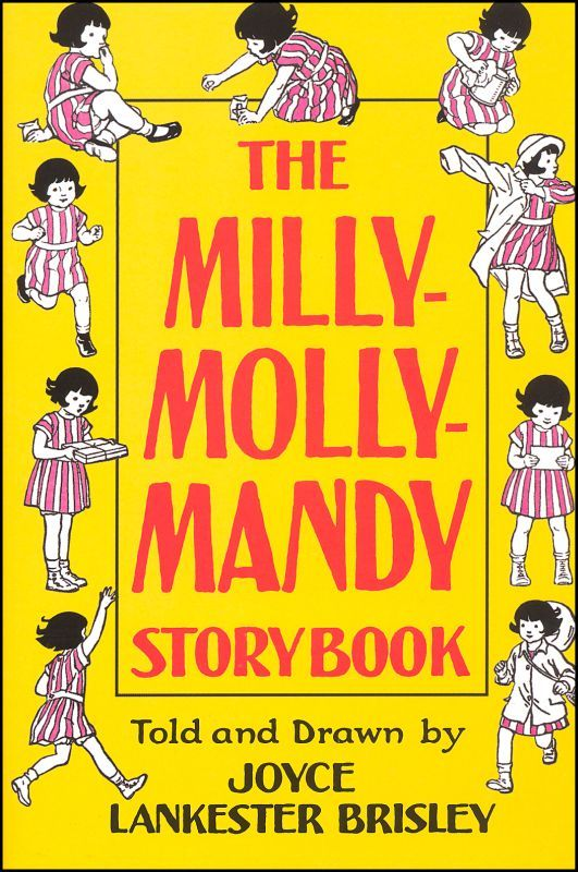 Milly Molly Mandy Storybook - originally written in 1926 milly molly mandy where books which where in my house as i grew up!! simple tales from simple times they are classic harmless stories that remind us that there once was a time when kids didnt need vampires or ipods to enjoy life!! a real classic and walk down memory lane!!