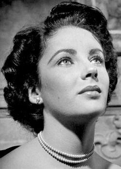 Elizabeth Taylor photographed by J. R. Eyerman, 1947
