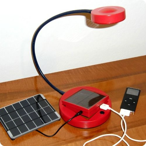 Ikea Solar Phone Charger Hack | Voltaic Systems Blog – Solar DIY and Device Charging