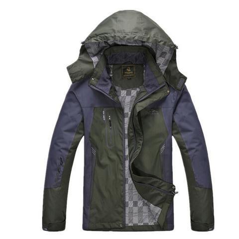 Men's Windproof & Waterproof Jacket | Mens Fashion | Pinterest ...