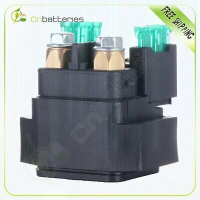 Starter Relay Solenoid for Yamaha YFM660 Raptor 660 2001 2002 2003 2004 2005